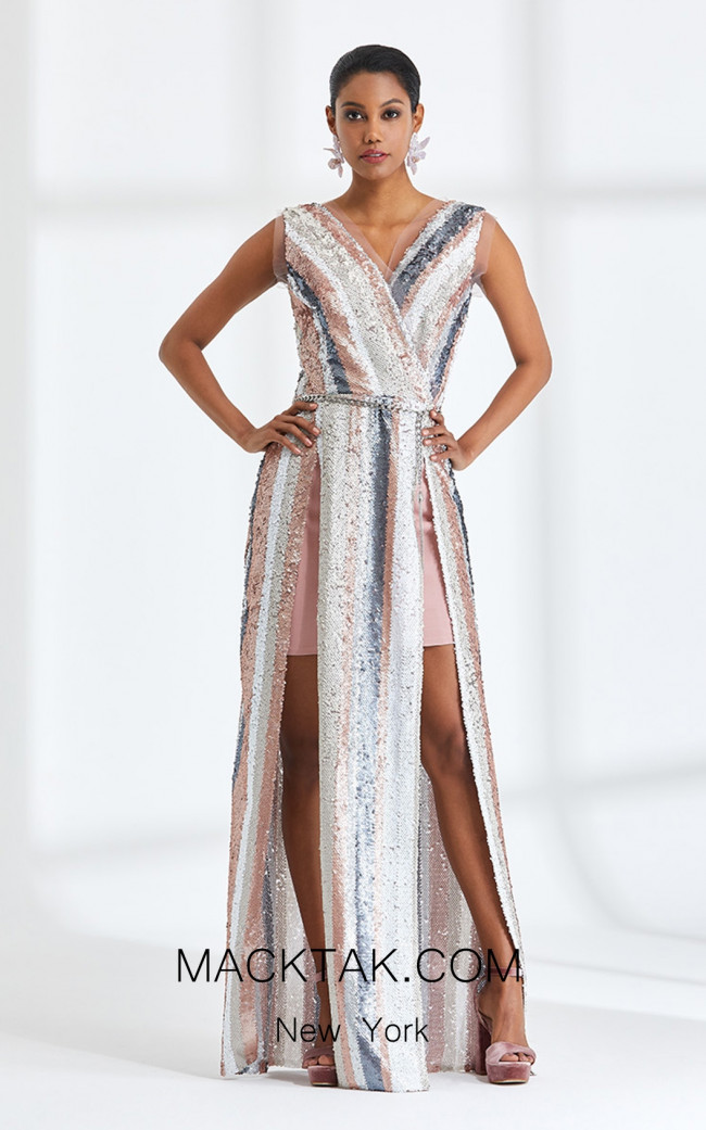 Rengin 5522 Front Dress