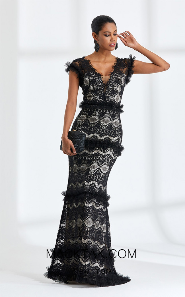 Rengin 5525 Front Dress