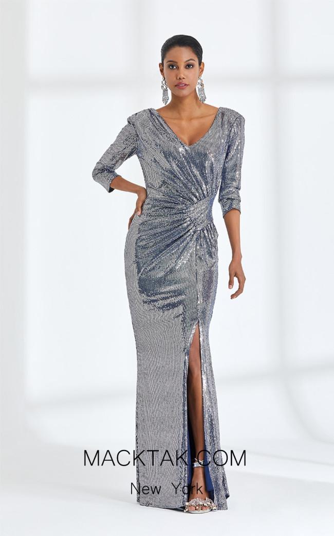 Rengin 5527 Front Dress