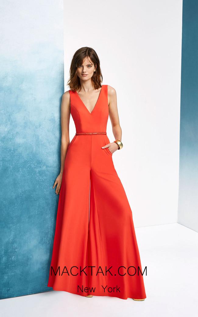 Rosa Clara Aire 3U101 Front Dress