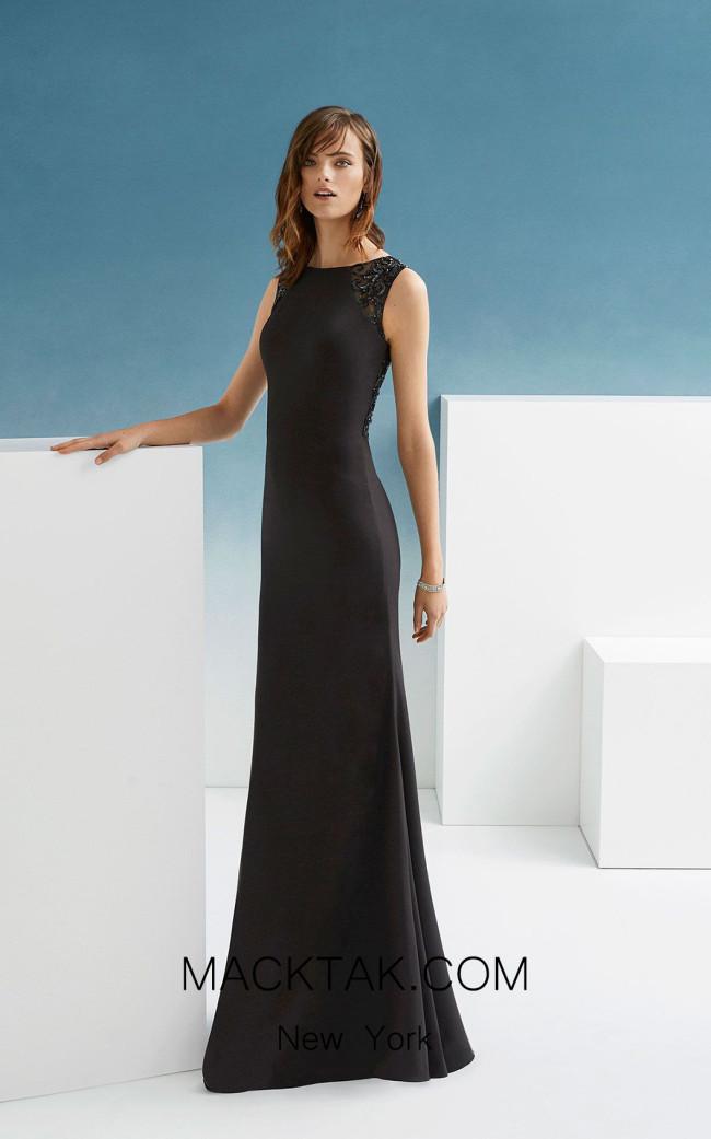 Rosa Clara Aire 3U105 Front Dress