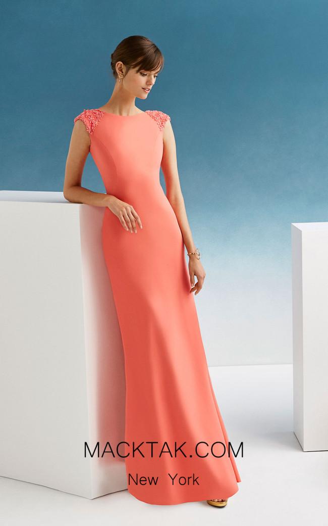 Rosa Clara Aire 3U109 Front Dress