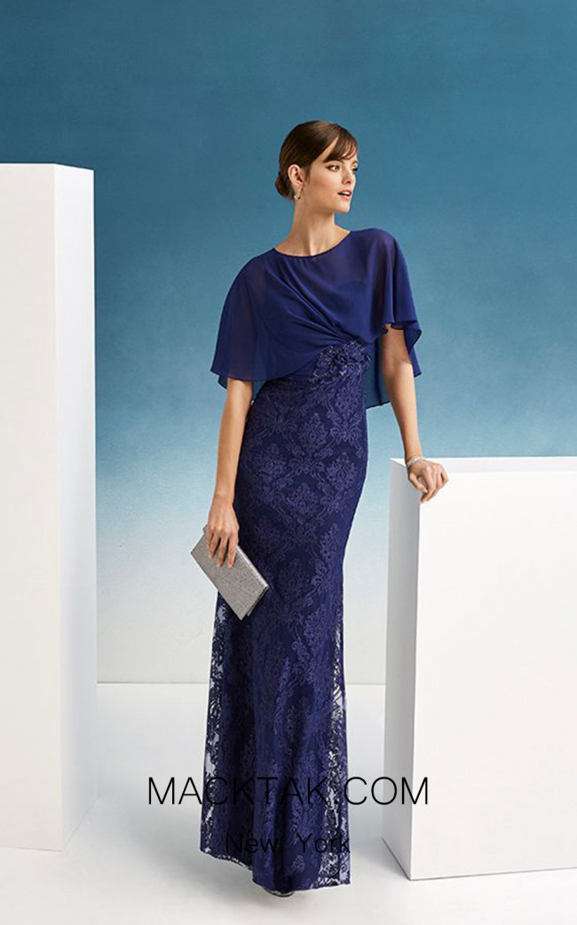 Rosa Clara Aire 3U121 Front Dress