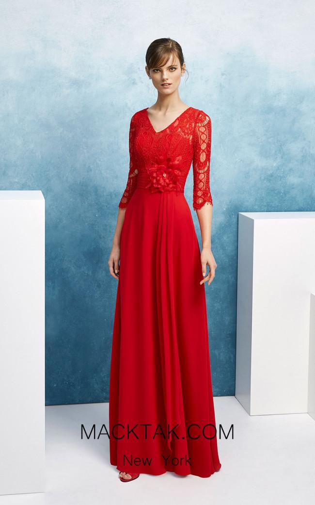 Rosa Clara Aire 3U150 Front Dress