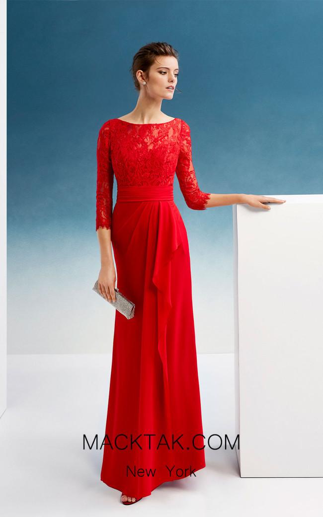 Rosa Clara Aire 3U156 Front Dress