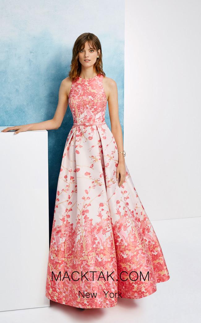Rosa Clara Aire 3U164 Front Dress
