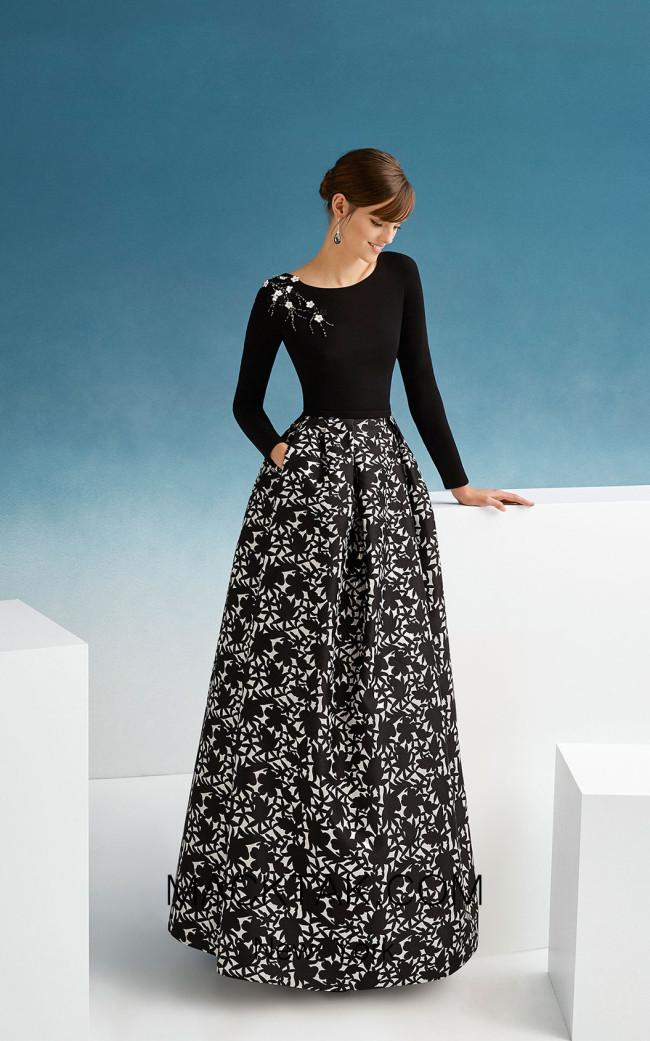 Rosa Clara Aire 3U168 Front Dress