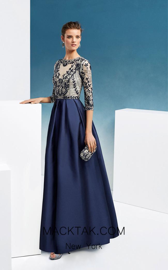 Rosa Clara Aire 3U170 Front Dress