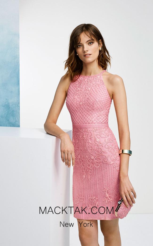 Rosa Clara Aire 3U171 Front Dress