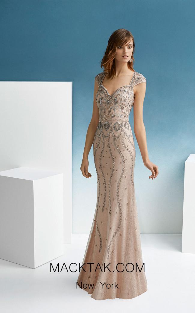 Rosa Clara Aire 3U175 Front Dress