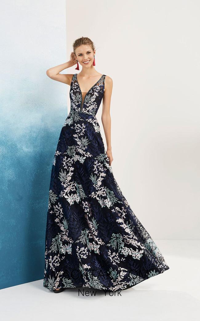 Rosa Clara Aire 3U1B1 Front Dress