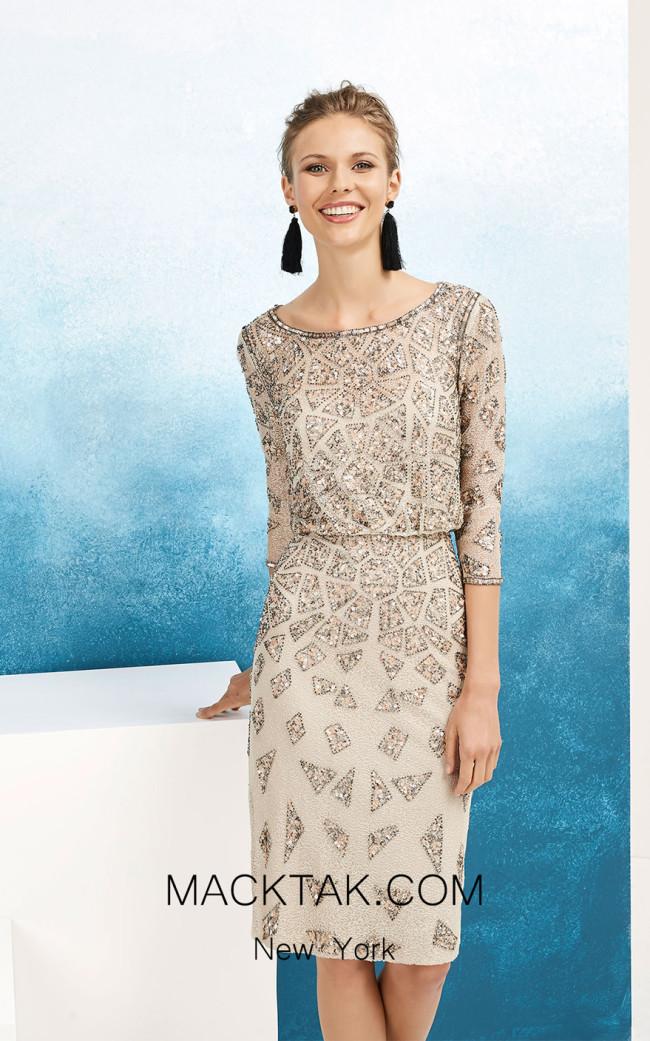 Rosa Clara Aire 3U1B5 Front Dress