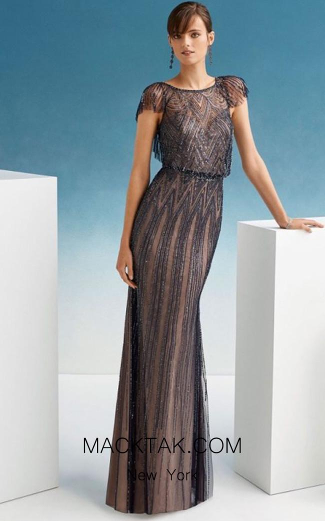 Rosa Clara Aire 3U287 Front Dress