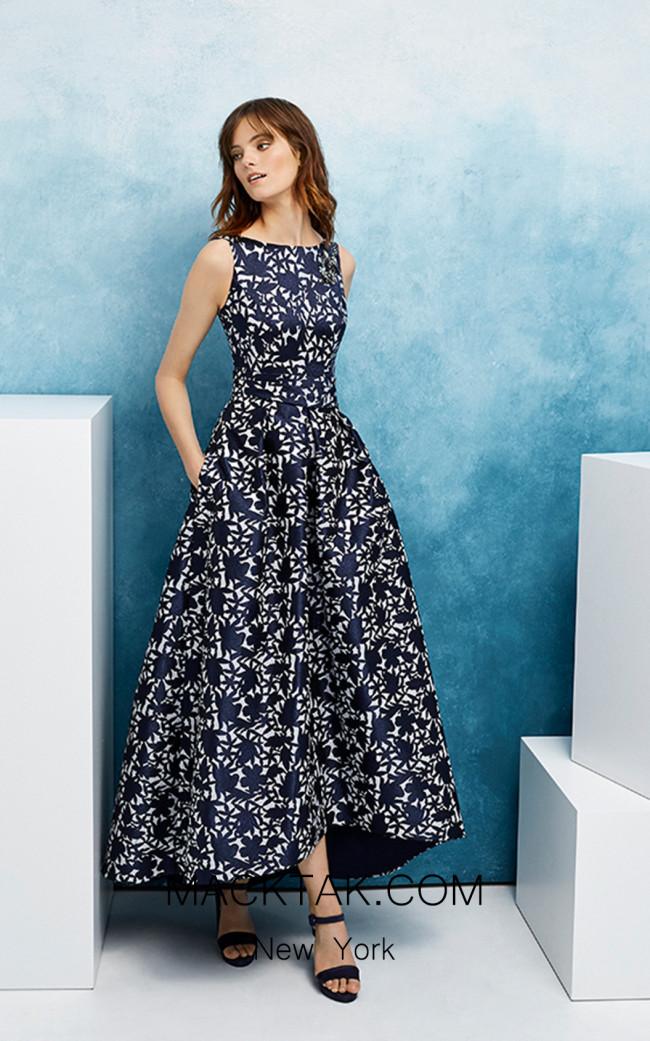 Rosa Clara Aire 3U167 Front Dress
