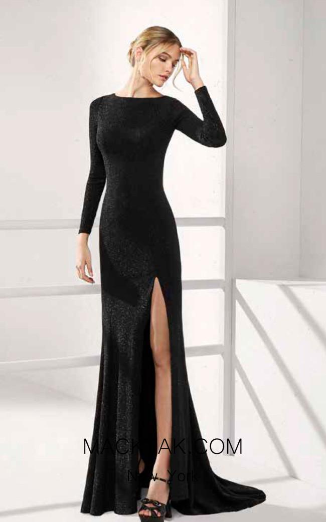 Rosa Clara Cocktail 3T137 Front Dress