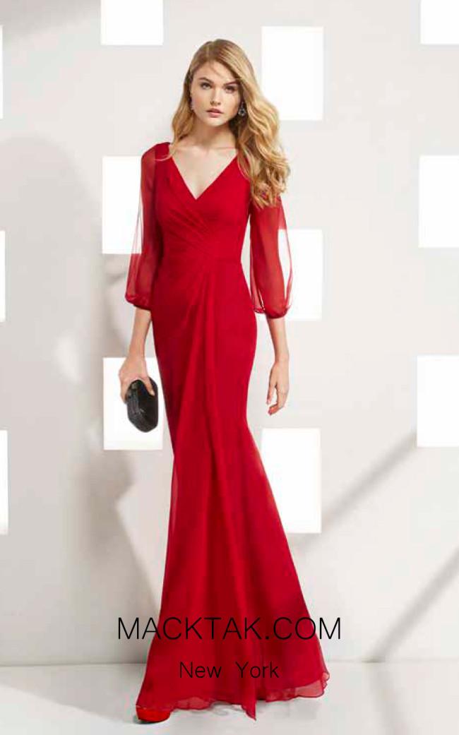 Rosa Clara Cocktail 3T172 Front Dress