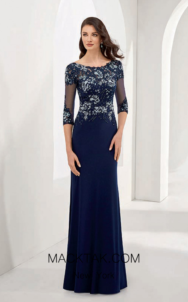 Rosa Clara Couture 3G113 Evening Front Dresses