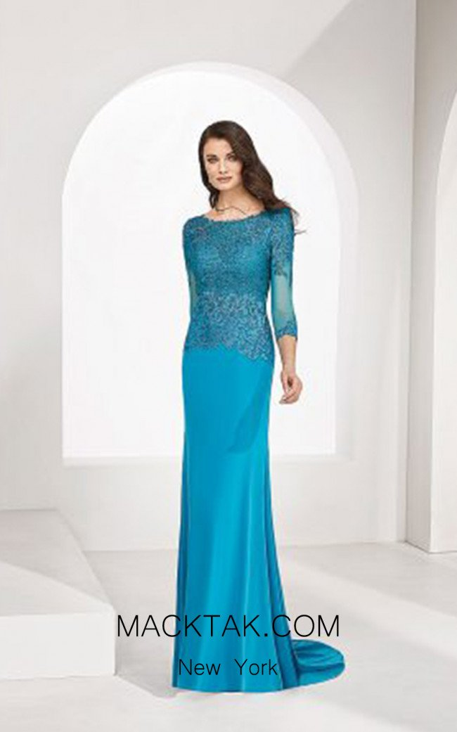 Rosa Clara Couture 3G115 Evening Front Dresses