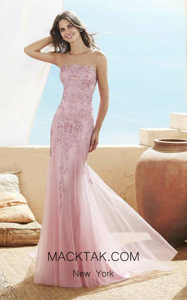Rosa Clara Marfil 1J299 Front Dress