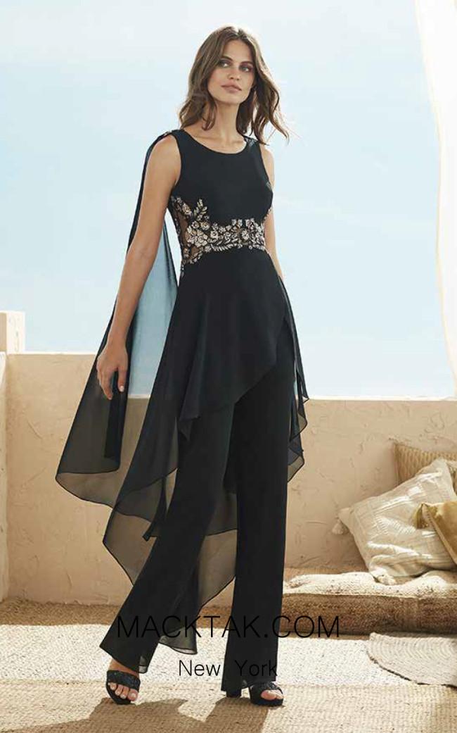 Rosa Clara Marfil 3J106 Front Dress