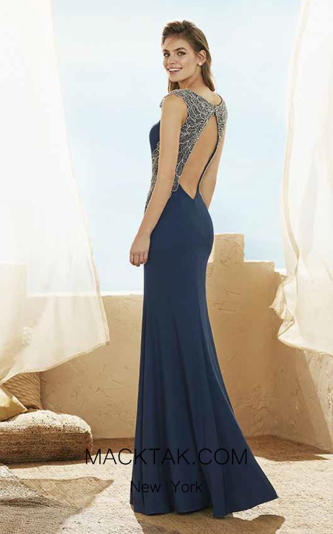 Rosa Clara Marfil 3J132 Back Dress