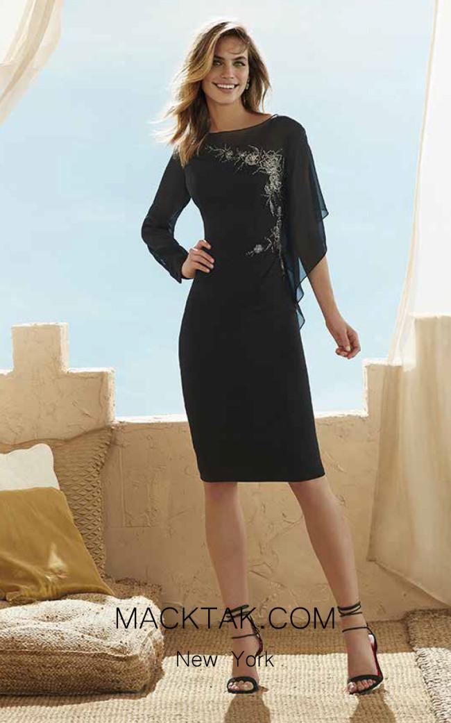 Rosa Clara Marfil 3J134 Front Dress