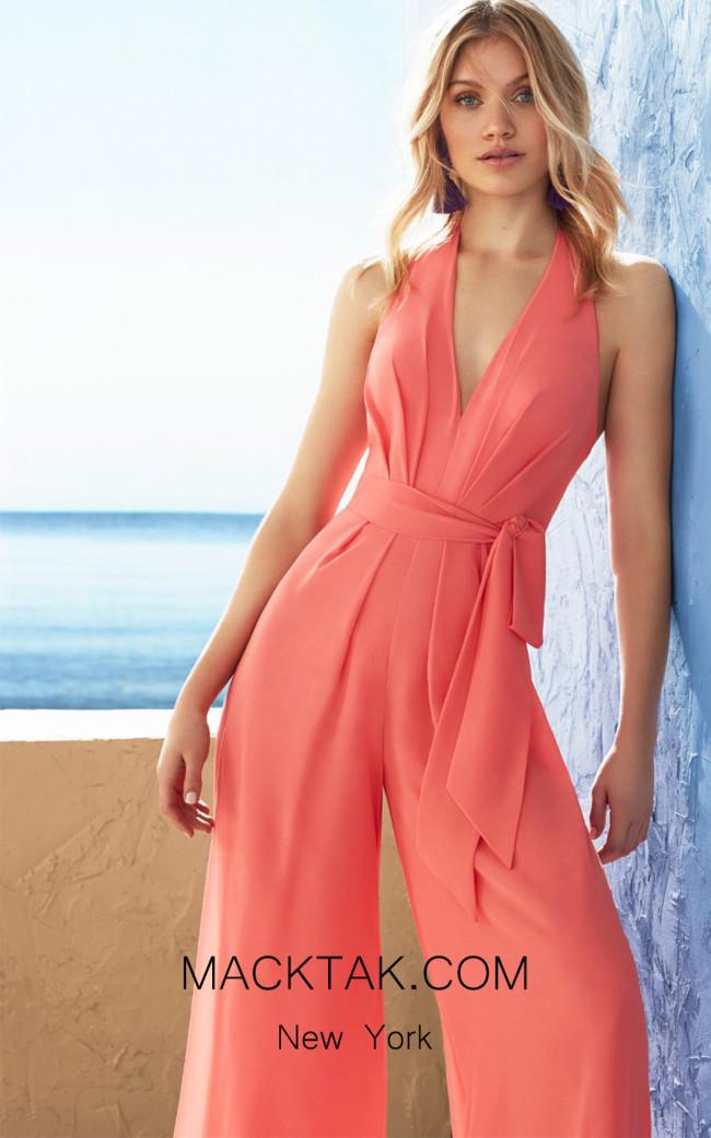 Rosa Clara Marfil 3J201 Front Dress