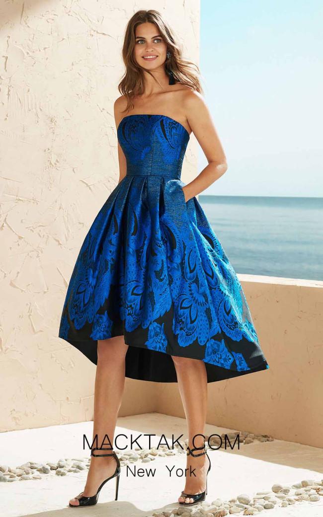 Rosa Clara Marfil 3J285 Front Dress