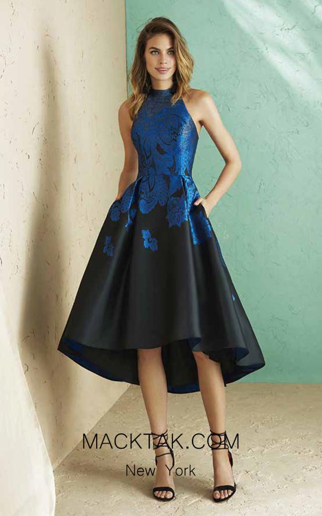 Rosa Clara Marfil 3J286 Front Dress