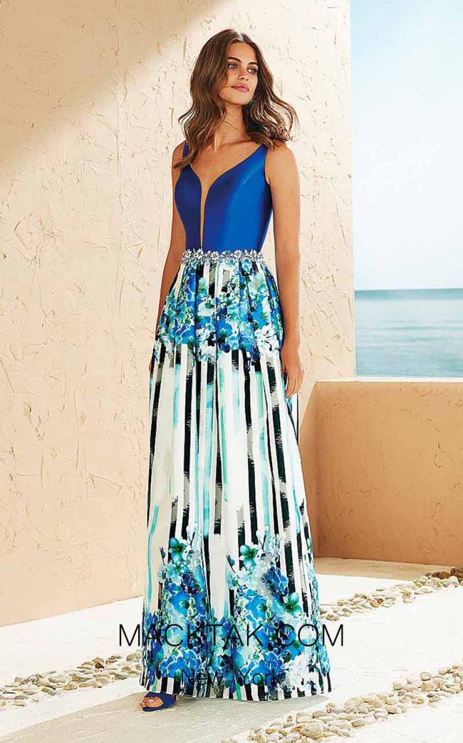 Rosa Clara Marfil 3J298 Front Dress