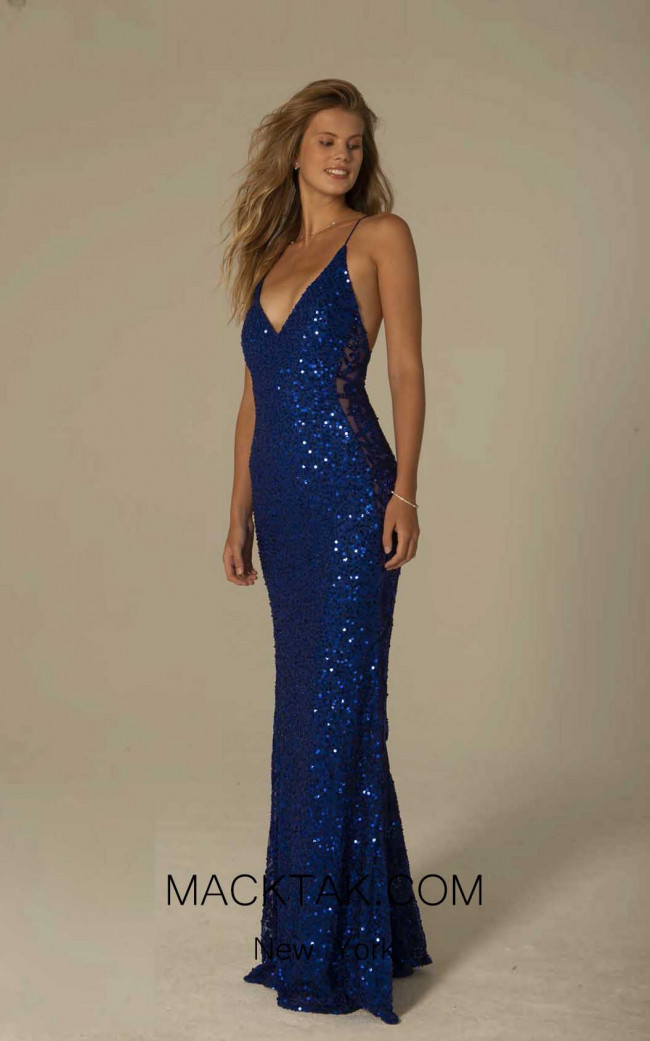 Scala 60096 Royal Front Dress