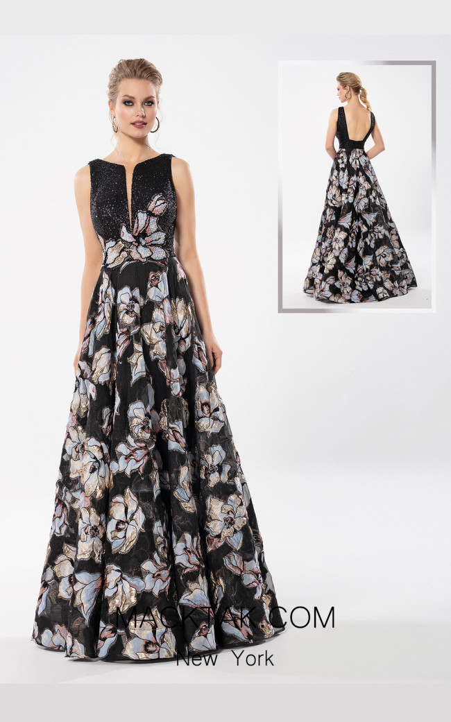 So Lady 6045 Front Dress