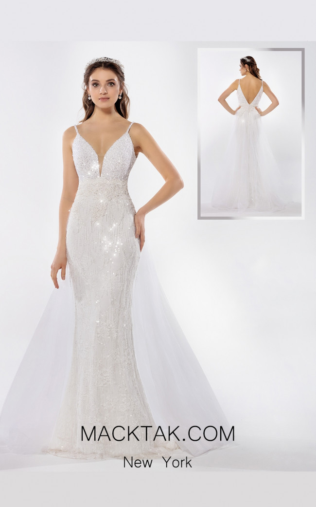 So Lady 6074 Front Dress