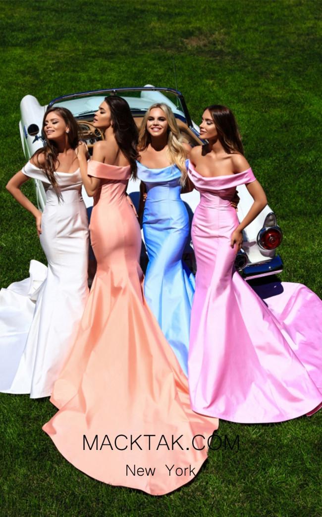 Tarik Ediz 50242 Dress
