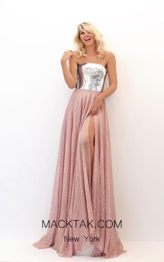 Tarik Ediz 50708 Front Dress