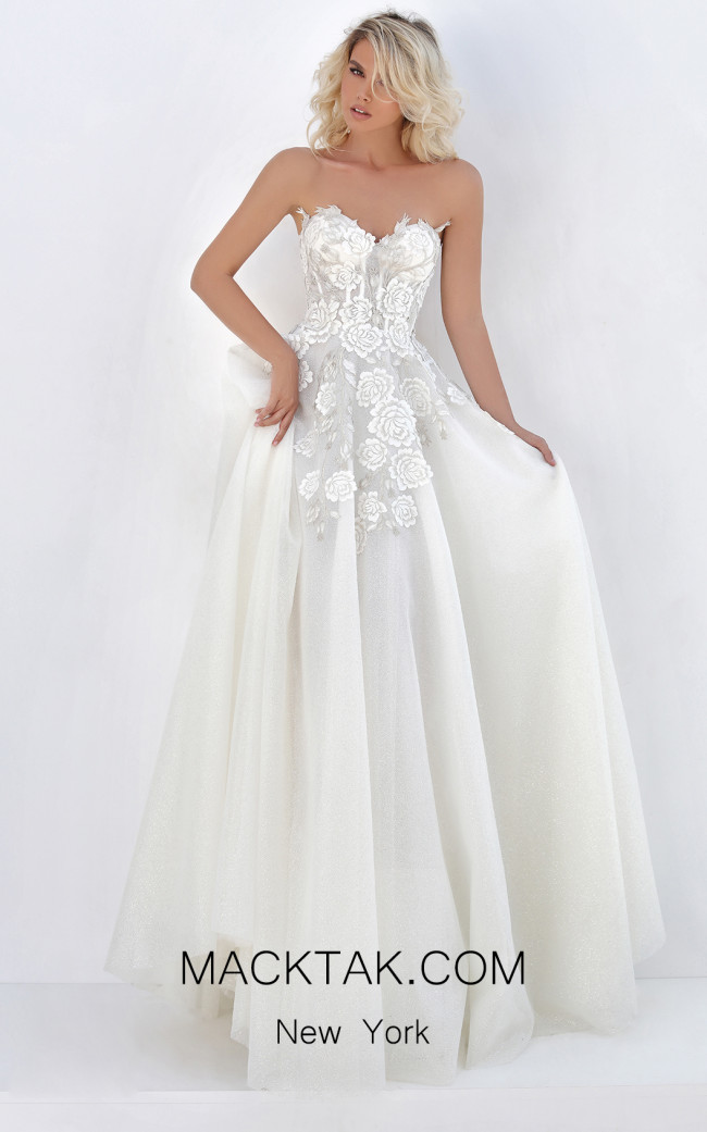 Tarik Ediz 50714 Front Dress