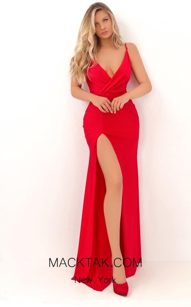 Tarik Ediz 50715 Front Dress