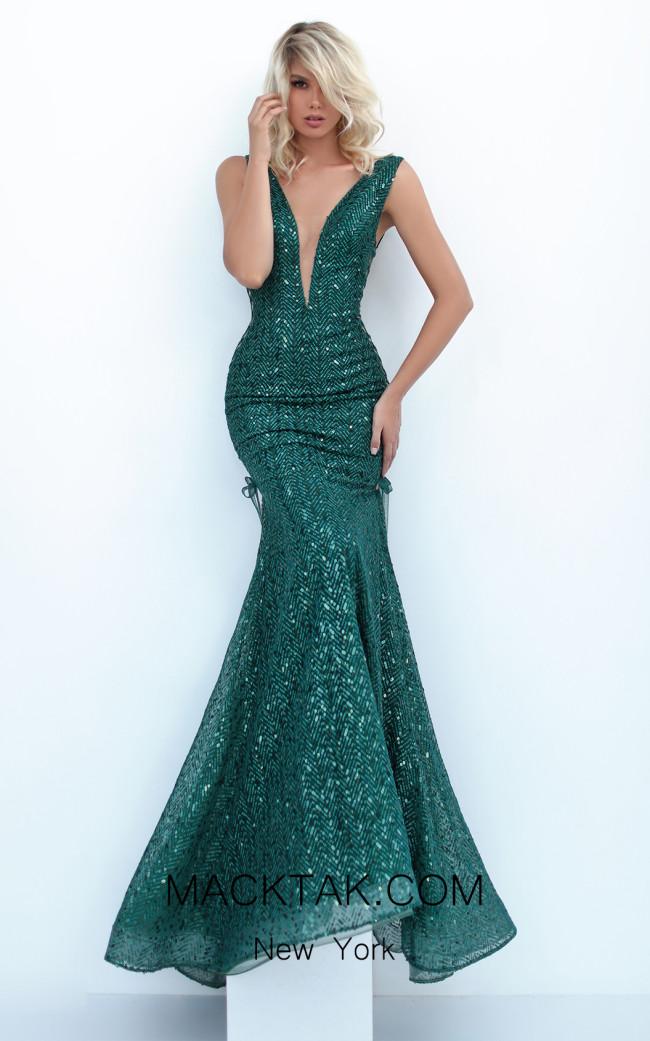 Tarik Ediz 50718 Front Dress