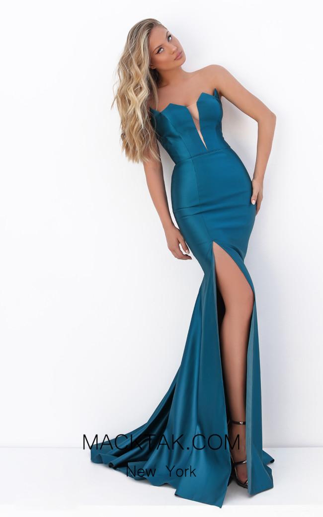 Tarik Ediz 50720 Front Dress