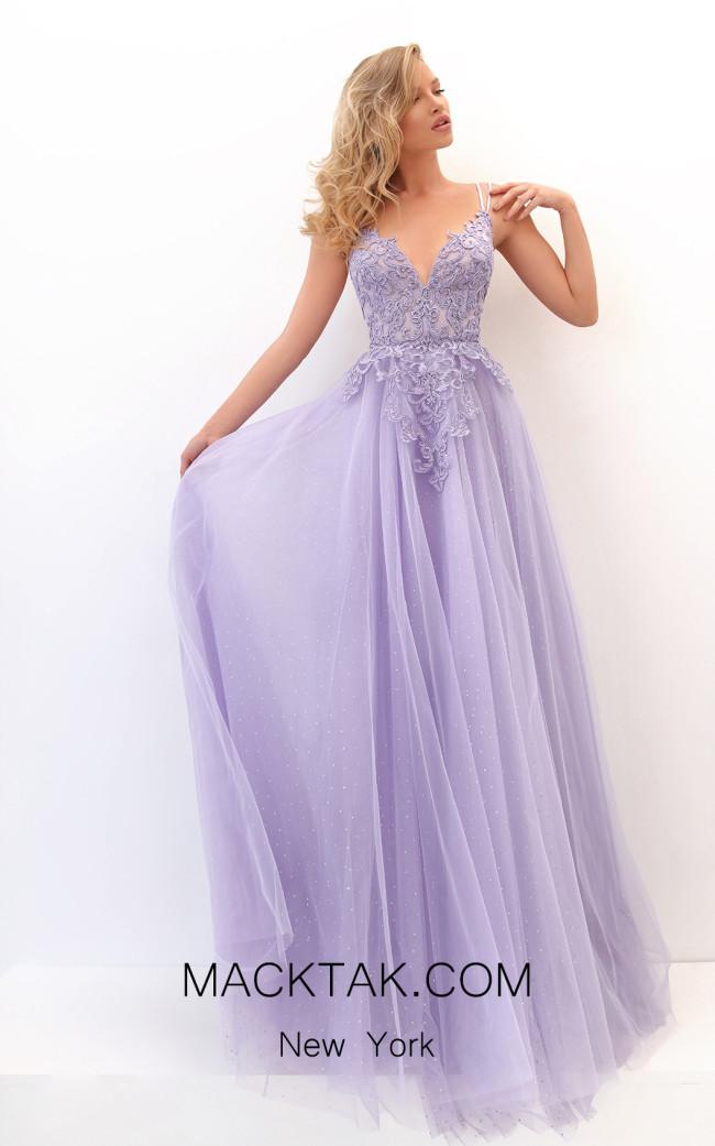 Tarik Ediz 50724 Front Dress