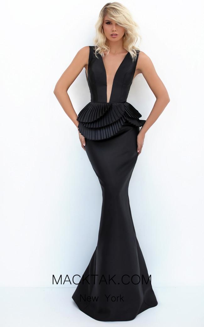 Tarik Ediz 50729 Front Dress