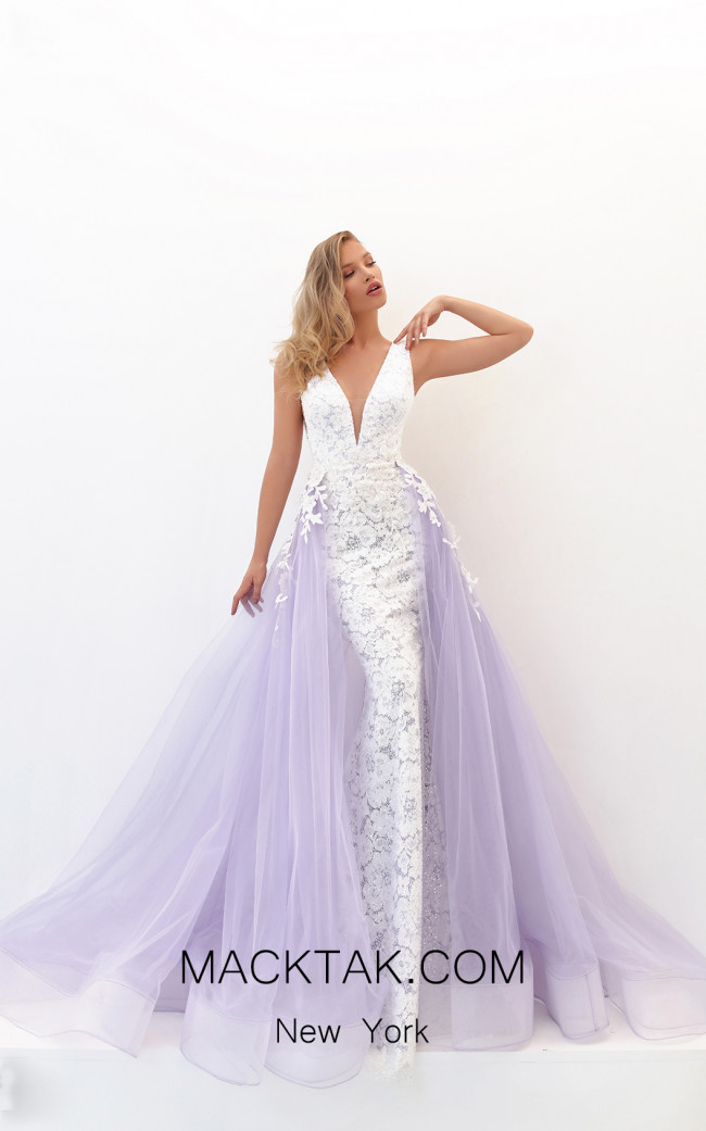Tarik Ediz 50732 Front Dress