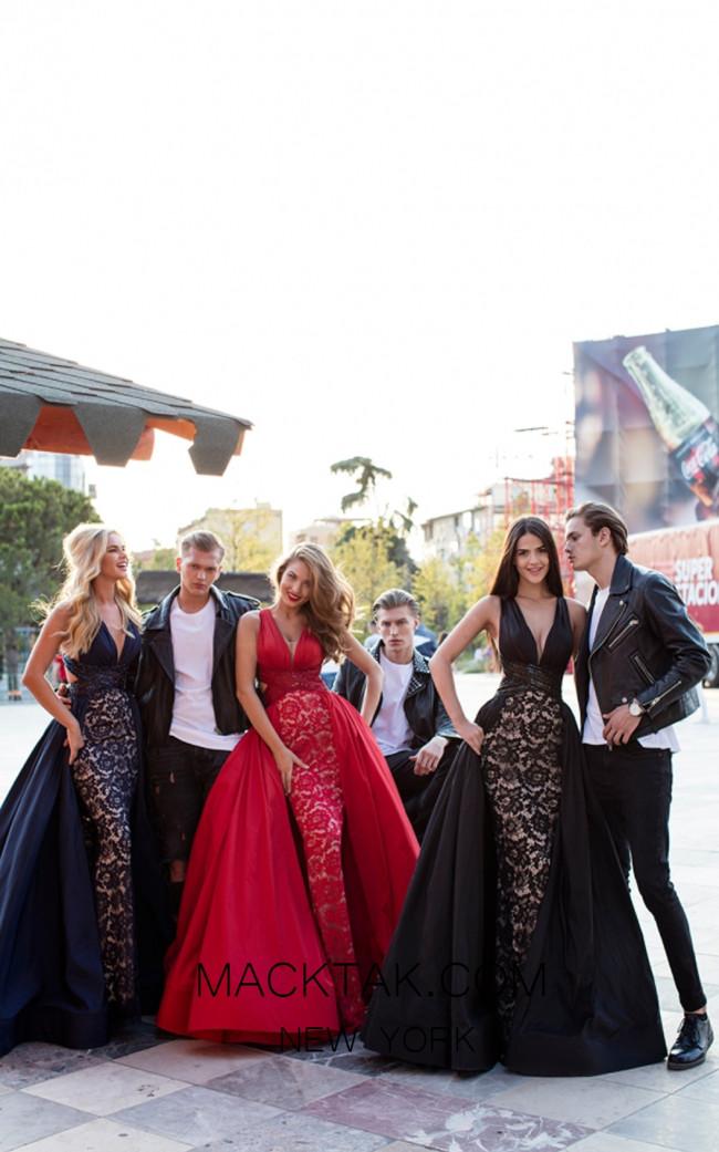 Tarik Ediz 50434 Prom Dress