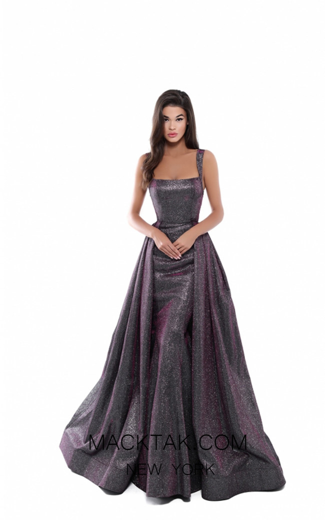 Tarik Ediz 50543 Diamond Front Prom Dress
