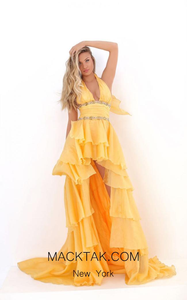 Tarik Ediz 50676 Yellow Front