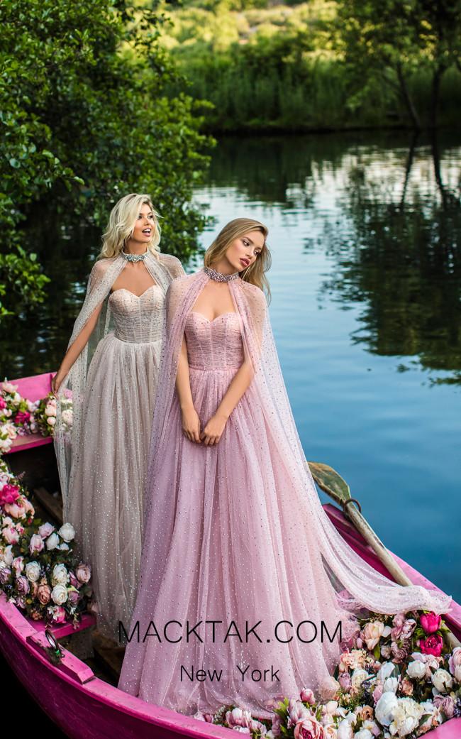 Tarik Ediz 50764 Front Dress
