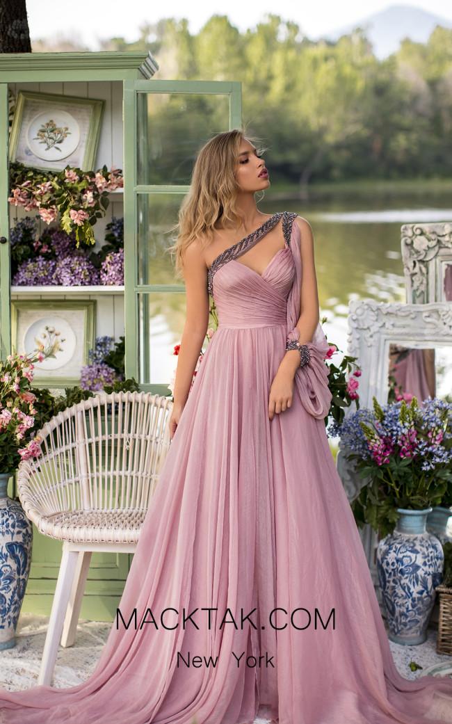 Tarik Ediz 93854 Front Dress