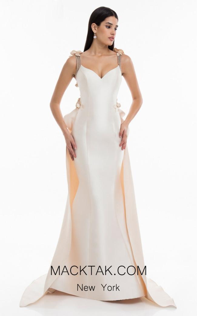 Terani 1821E7122 Front Evening Dress