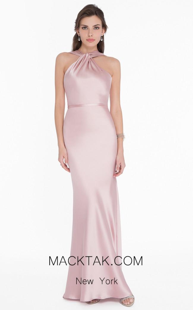 Terani 1822E7286 Blush Front Dress