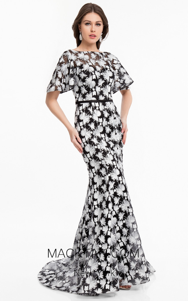 Terani 1822E7309 Multi Front Dress